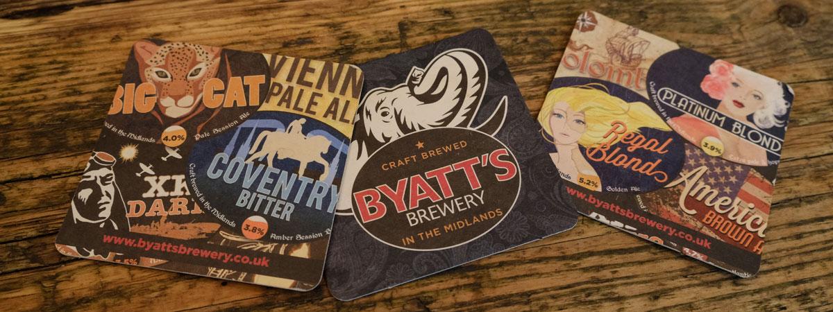 beer-mats