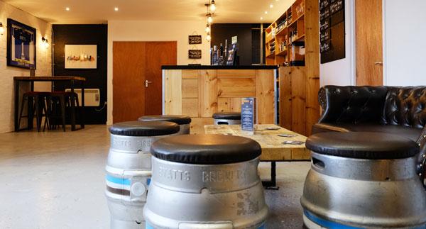 Brewhouse-bar